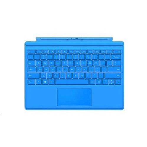 Clavier Microsoft AZERTY pour Surface Pro Bleu Vif