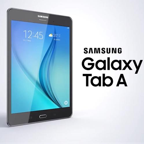 Changement Ecran et Vitre Tacile Samsung Tab A T550-T555