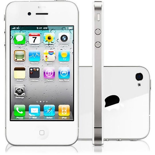Apple iPhone 4s 32GB BLANC
