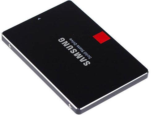 Changement Disque Dur SSD 250 Go Mac Mini