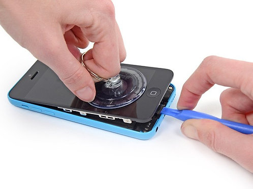 REMPLACEMENT VITRE + LCD IPHONE 5, 5S, 5C