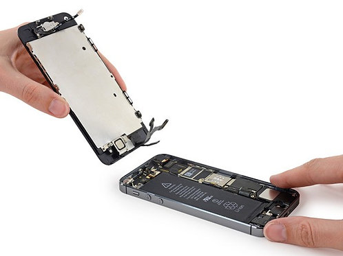 REMPLACEMENT VITRE + LCD IPHONE SE