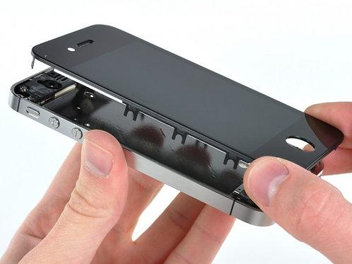 RÉPARATION VITRE + LCD IPHONE 4S
