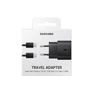 Chargeur Samsung ultra rapide 25W