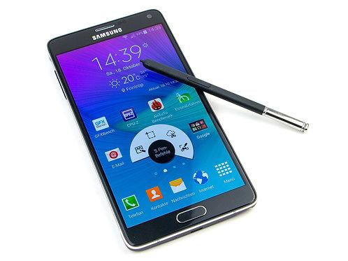 Changement  Ecran Complet Galaxy NOTE 4 SM-N910