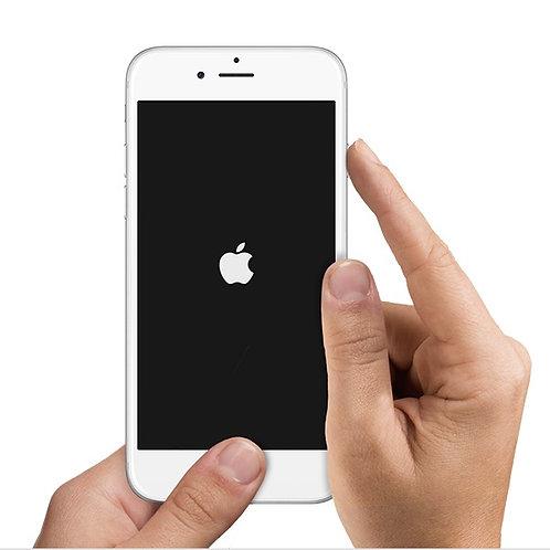 RESTAURATION SYSTÈME IOS IPHONE