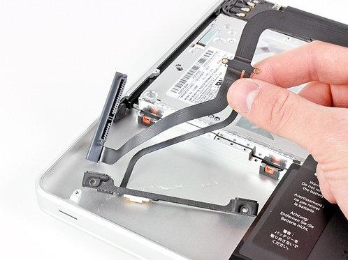 Remplacement Nappe Disque Dur Macbook Pro