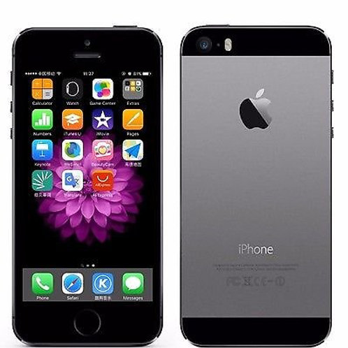 Apple iPhone 5s 64GB Gris Sidéral