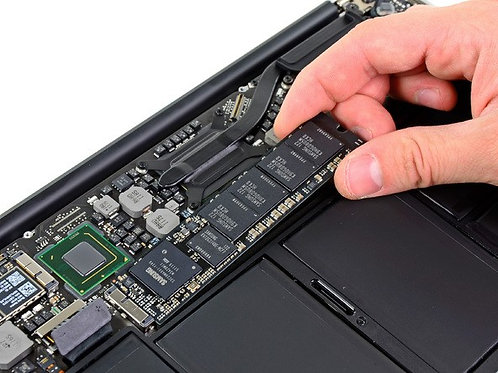 Remplacement Disque Dur SSD 960 GO Macbook Air