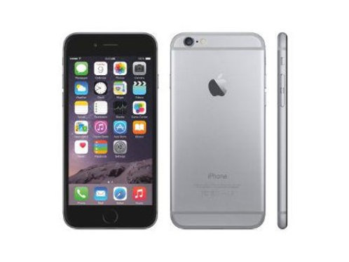 Apple iPhone 6 64GB Gris Sidéral