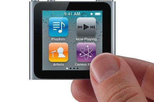 Changement Ecran Complet Ipod Nano 6