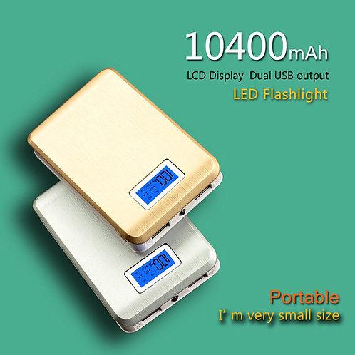 Batterie de secours 10400mAh