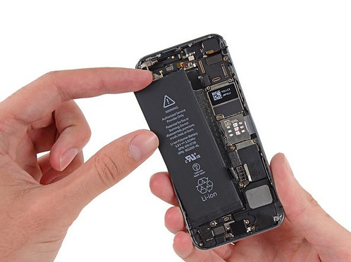 Changement Batterie Iphone 5, 5C, 5S