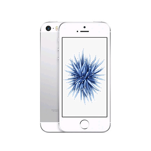 Apple iPhone SE 32Go Argent Blanc