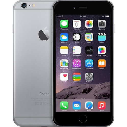 Apple iPhone 6 16GB Gris Sidéral