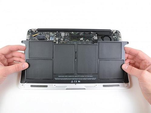Forfait Remplacement de la Batterie de votre Macbook Air