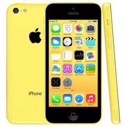 Apple iPhone 5c 32GB Jaune