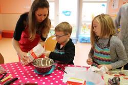 Atelier cuisine pour enfant