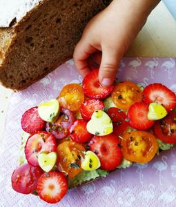 Photo Olivia Beziat diététicienne nutritionniste de l'enfant