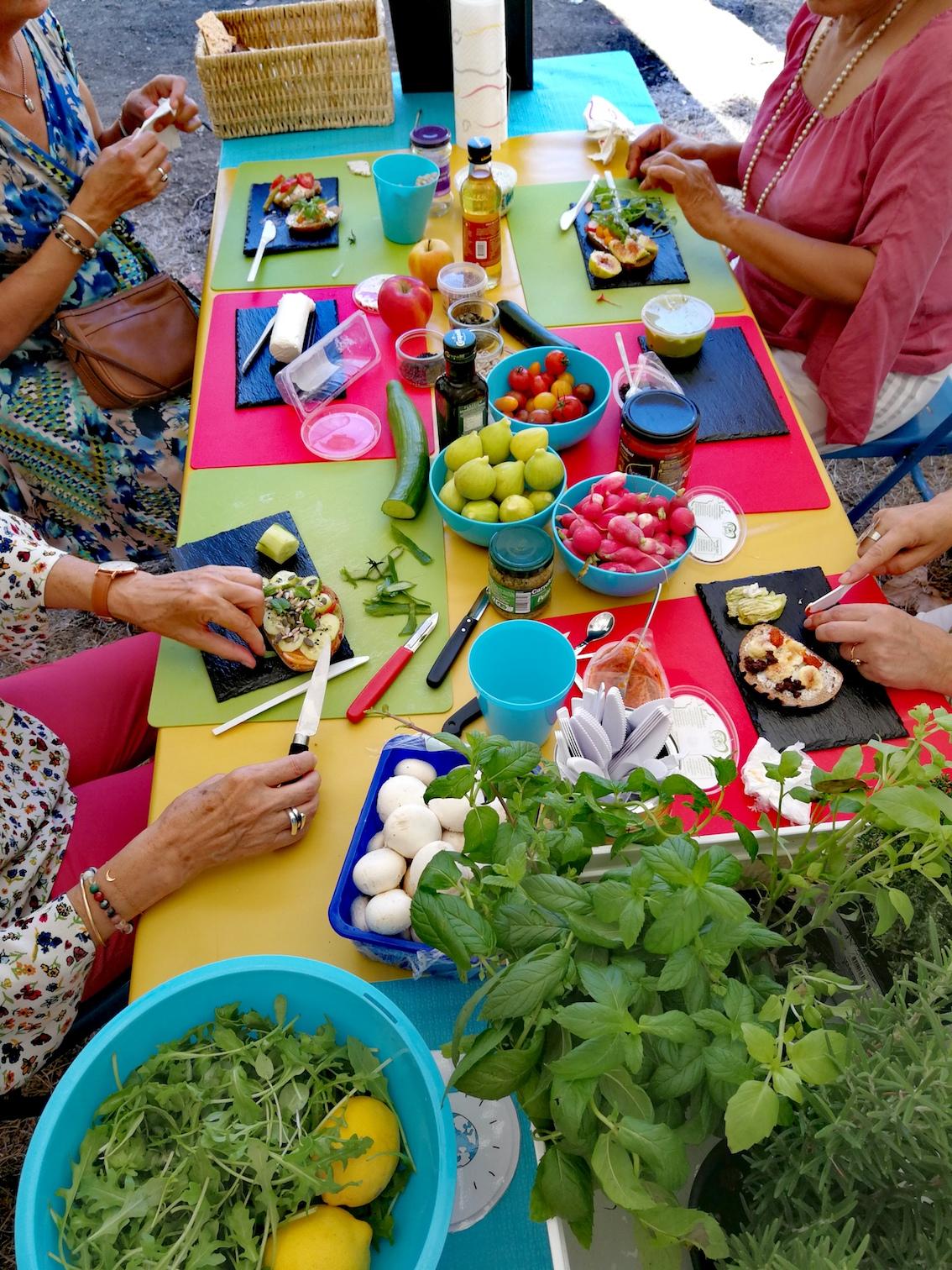 Atelier Cuisine Montpellier Dieteticienne Nutritionniste Enfant