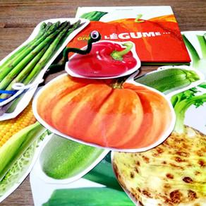 Séquence légumes en maternelle