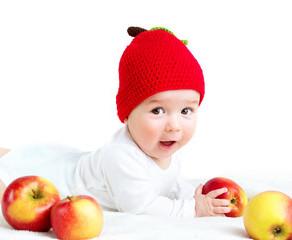 Comment donner des fruits frais à bébé