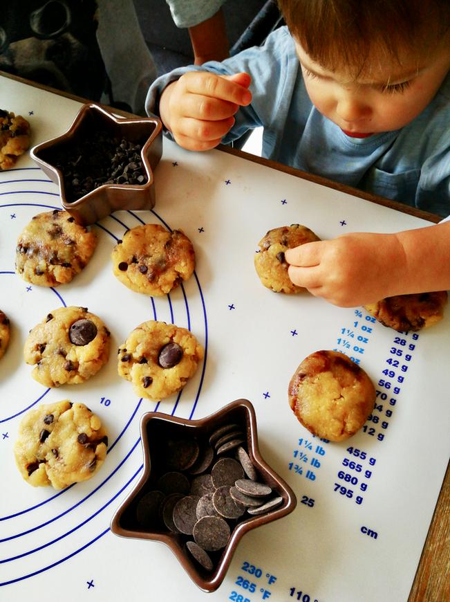 Atelier pâtisserie parent-enfant