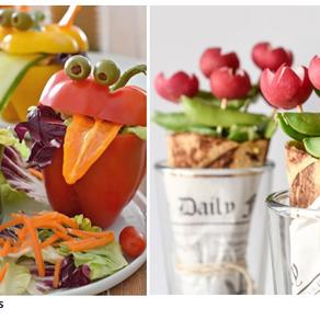 Food art nutrition santé