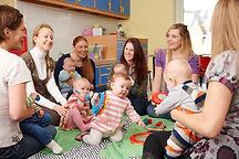 Atelier diversification alimentaire, atelier alimentation future maman