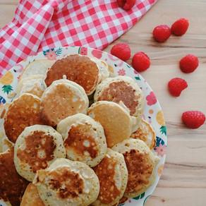 Pancakes pour Petit Mangeur