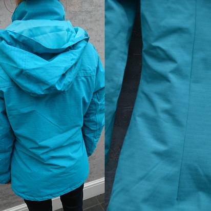 Winter Jacket alteration