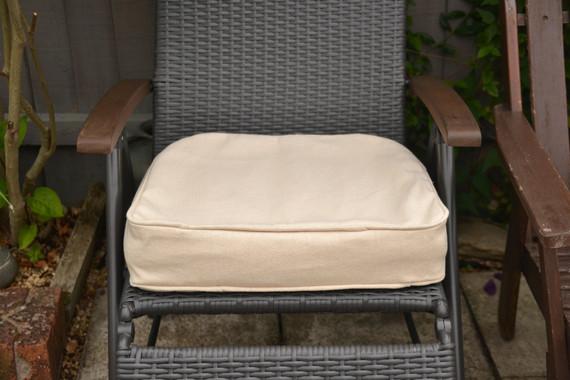 Chair Cushion Cover