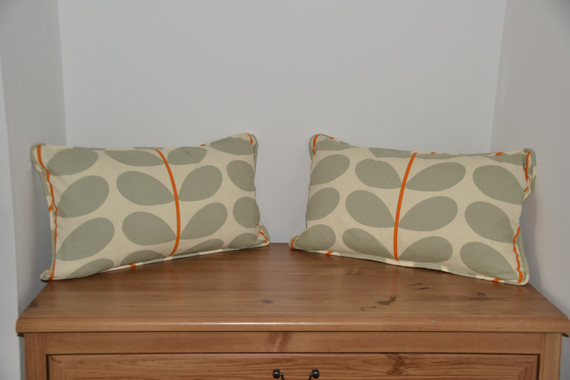 Piped Cushion covers