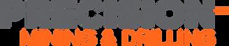 Precision Mining Drilling Logo