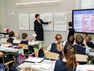 Открытые уроки по русскому языку в 4 и 5 классах