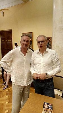 Вадим Шарыгин и Мгорь Прокопенкоо