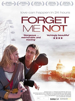 Forget Me Not - Festival Poster with Lau