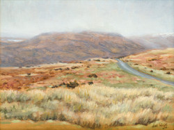 The Road to Llangynidr
