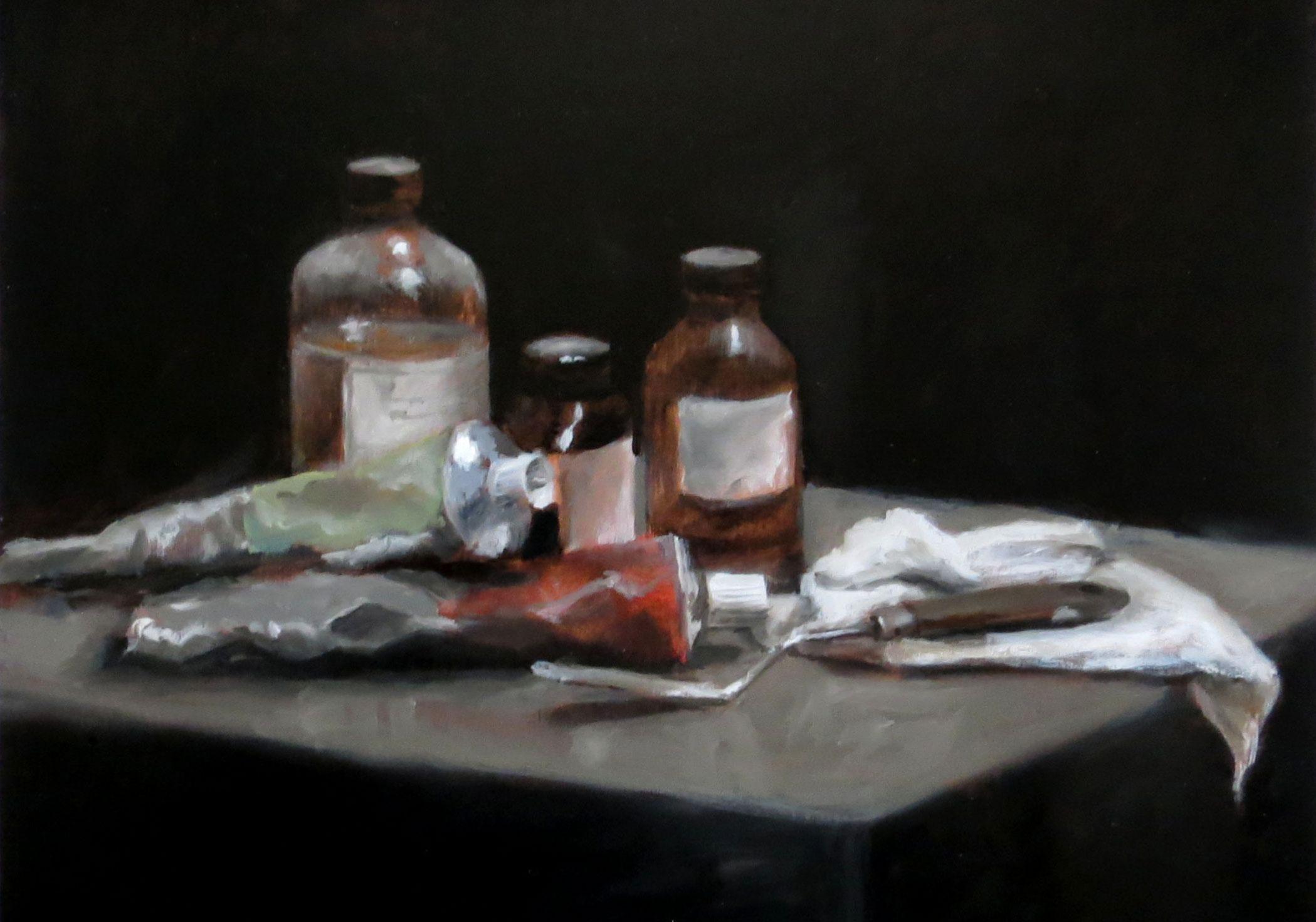 Bottles & Tubes