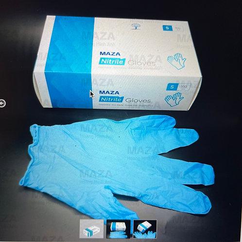 Nitrile Gloves 100-pack