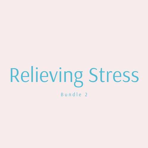 Relieving Stress Bundle