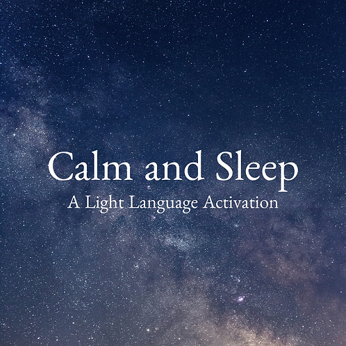 Calm & Sleep Activation