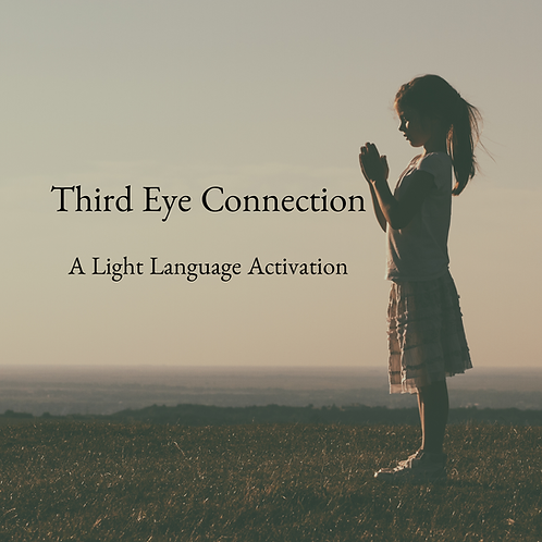 Third Eye Connection Activation