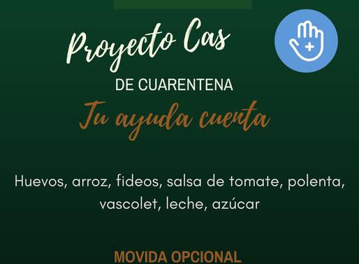 CAS Project de Abril!