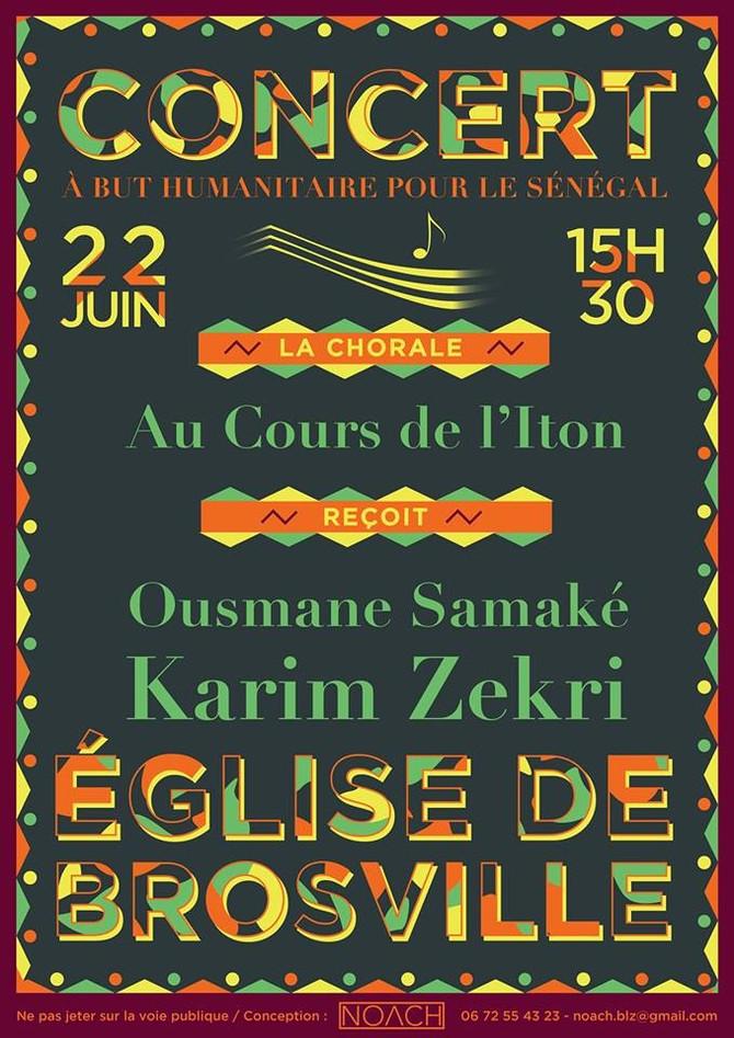 Concert au profit du Centre Pédiatrique/Maternité de Diofior