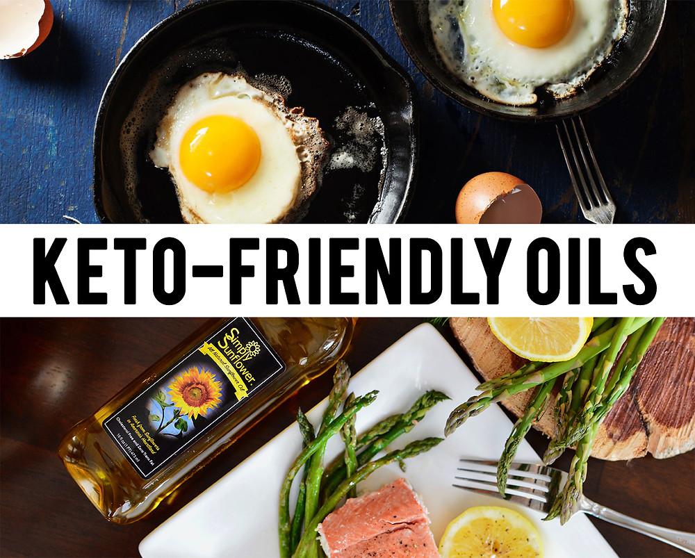 Keto-Friendly Cooking Oils