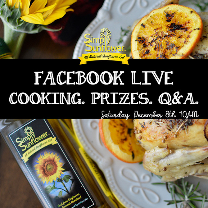 LIVE Cooking, Prizes, & More!