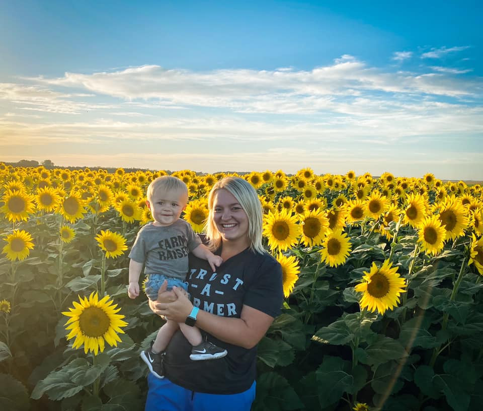 Simply Sunflower Oil Field Day