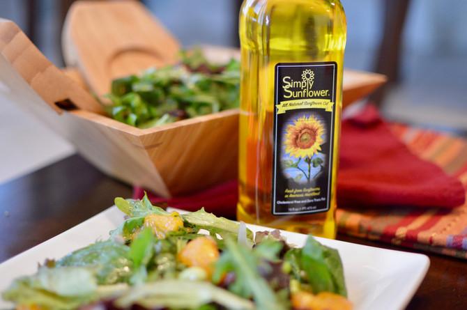 Healthy Salad Recipes  (that you'll actually enjoy)