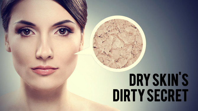 Dry Skin's Dirty Secret
